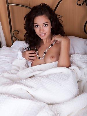 Hot naked beauty