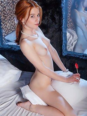 A pale cunt